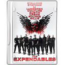 Case, Dvd, Theexpendables Icon