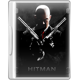 Case, Dvd, Hitman Icon