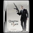 Case, Dvd, Quantum Icon
