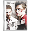 Case, Dvd, Fightclub Icon