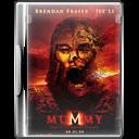 Case, Dvd, Mummy Icon