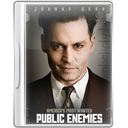 Case, Dvd, Publicenemys Icon