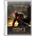 Case, Dvd, Hellboy Icon