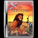 Case, Dvd, Lionking Icon