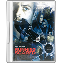Case, Dvd, Running, Scared Icon