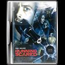 Case, Dvd, Running, Scared Icon