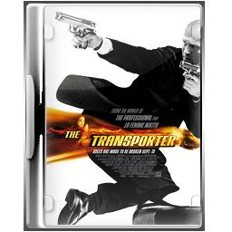 Case, Dvd, Transporter Icon