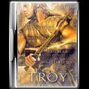 Case, Dvd, Troy Icon