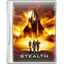 Case, Dvd, Stealth Icon