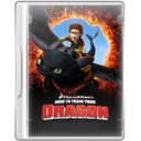 Case, Dvd, Howtodragon Icon