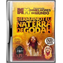 Case, Dvd, Hermanoteu Icon