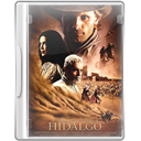 Case, Dvd, Hidalgo Icon