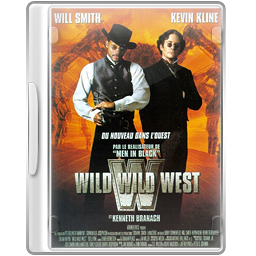 Case, Dvd, Wildwest Icon