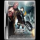 Case, Dvd, Hellboy Icon