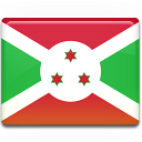 Burundi, Flag Icon