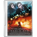 Case, Dvd, Eagleeye Icon