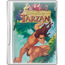 Case, Dvd, Tarzan Icon