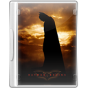 Batman, Begins, Case, Dvd Icon