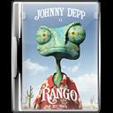 Case, Dvd, Rango Icon