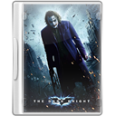 Batman, Case, Darkknight, Dvd Icon
