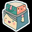 Box, Ll, Storage Icon