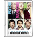 Bosses, Case, Dvd, Horrible Icon