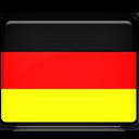 Flag, Germany Icon