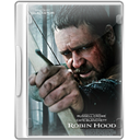 Case, Dvd, Robinhood Icon