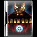 Case, Dvd, Ironman Icon