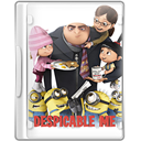 Case, Despicable, Dvd Icon