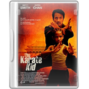Case, Dvd, Thekaratekid Icon