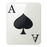Ace, Of, Spades Icon
