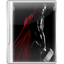 Case, Dvd, Thor Icon