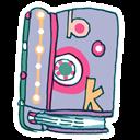 Book, Ll Icon