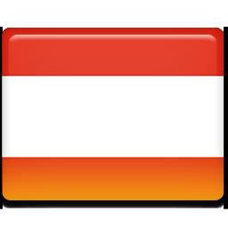 Austria, Flag Icon