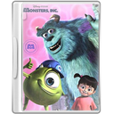 Case, Dvd, Monsterssa Icon