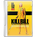 Case, Dvd, Killbill Icon