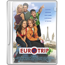 Case, Dvd, Eurotrip Icon