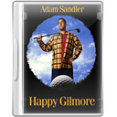 Case, Dvd, Happygilmore Icon