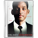 Case, Dvd, Sevenpounds Icon