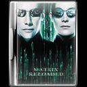 Case, Dvd, Matrix, Reloaded Icon