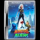 Case, Dvd, Monstervs Icon