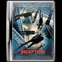 Case, Dvd, Inception Icon