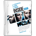 Case, Dvd, Insideman Icon