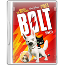 Bolt, Case, Dvd Icon