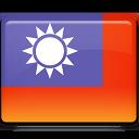 Flag, Taiwan Icon