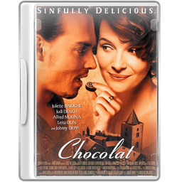 Case, Chocolate, Dvd Icon