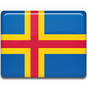 Aland, Islands Icon