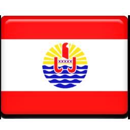 French, Polynesia Icon