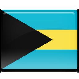 Bahamas, Flag Icon